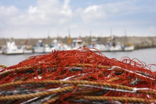 漁網の素材 [FYI01149686]