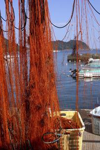 漁網の素材 [FYI01149802]