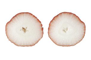 苺断面の素材 [FYI01151421]