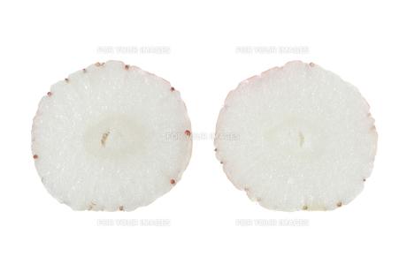 白苺断面の素材 [FYI01151450]