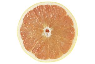 グレープフルーツ断面の素材 [FYI01151481]