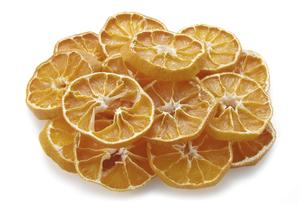 干し蜜柑の素材 [FYI01151614]