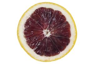 ブラッドオレンジ断面の素材 [FYI01151678]