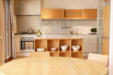 キッチンの素材 [FYI01152596]