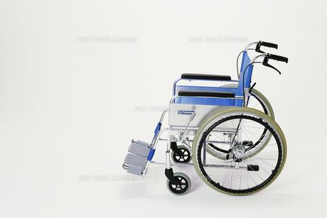 車椅子の素材 [FYI01152861]