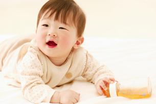 赤ちゃんの素材 [FYI01152945]