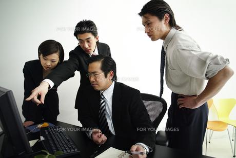 ビジネスイメージの素材 [FYI01153155]