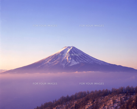 富士山の素材 [FYI01153222]