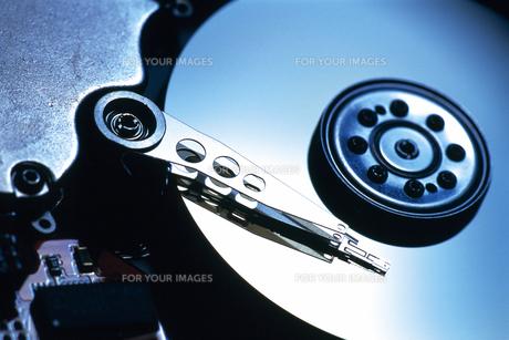 ハードディスクの素材 [FYI01153249]