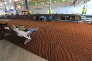 ドバイ国際空港の素材 [FYI01153591]