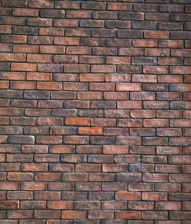 煉瓦の壁の素材 [FYI01153812]