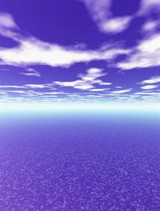 水平線イメージ  CGの素材 [FYI01153901]
