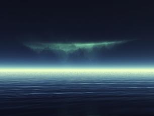 光と海 CGの素材 [FYI01153943]