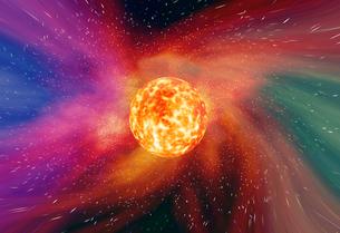 無限エネルギー惑星の素材 [FYI01154025]