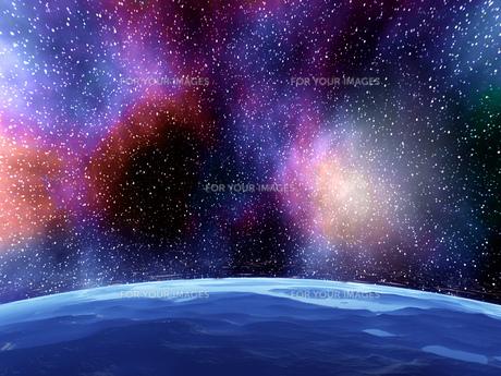 異次元惑星の素材 [FYI01154099]