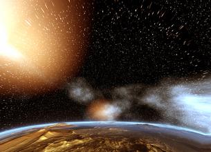異次元空間と宇宙の素材 [FYI01154108]