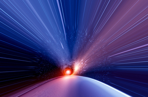 高速宇宙と銀河の素材 [FYI01154153]