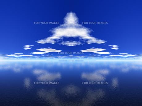空と雲の素材 [FYI01154161]