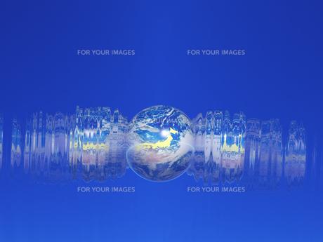 水と地球の素材 [FYI01154196]