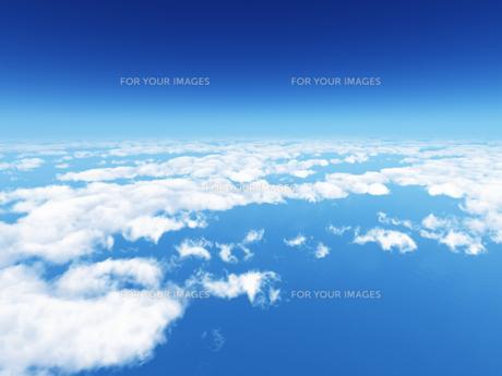 広がる雲海の素材 [FYI01154200]