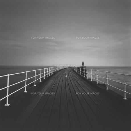 桟橋の素材 [FYI01154410]