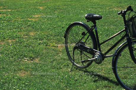 自転車の素材 [FYI01154686]