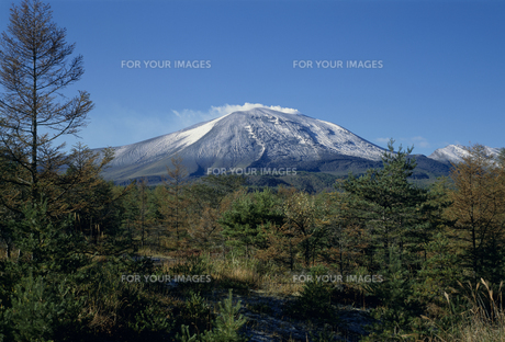 浅間山の素材 [FYI01155024]