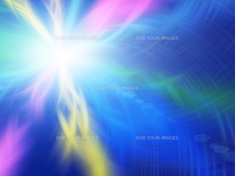 コンピューターグラフィックスの素材 [FYI01155901]
