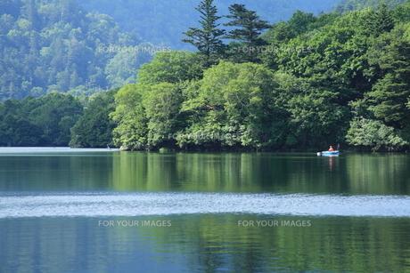 湯ノ湖の素材 [FYI01156034]