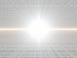 光のイメージの素材 [FYI01156213]