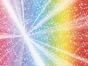 光線(CG)の素材 [FYI01156284]