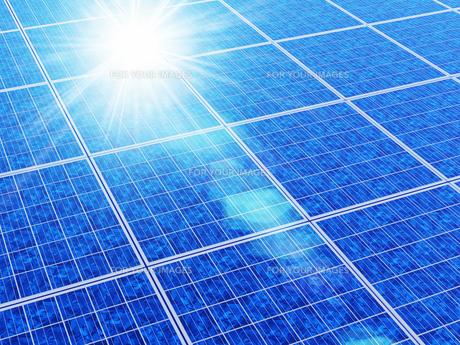 ソーラーパネルの素材 [FYI01156348]