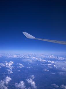 飛行機からの景色の素材 [FYI01156428]