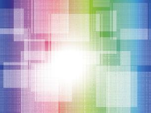 コンピューターグラフィックスの素材 [FYI01156625]