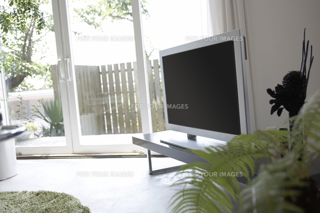 テレビの素材 [FYI01156775]