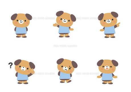 犬くんの素材 [FYI01157580]