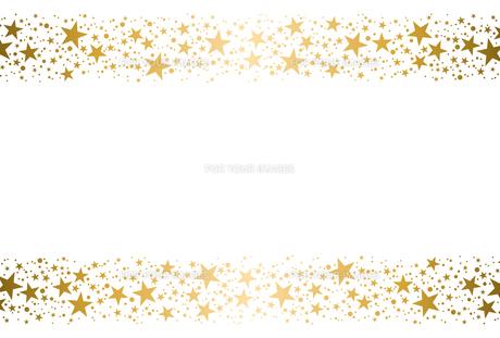 星フレームの素材 [FYI01157736]