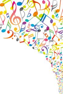 音楽の素材 [FYI01157764]
