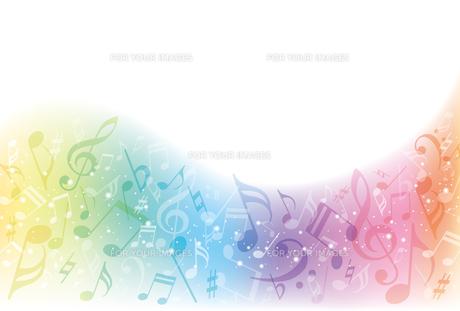 音楽の素材 [FYI01157779]