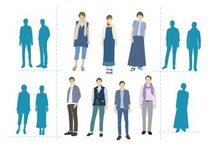 30代、40代、カジュアルイメージの素材 [FYI01157799]