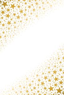 星フレームの素材 [FYI01157849]