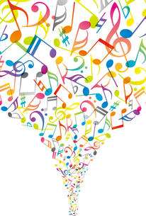 音楽の素材 [FYI01157855]