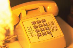 ホテルの電話の素材 [FYI01157900]