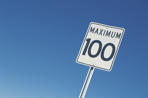 交通標識の素材 [FYI01158052]