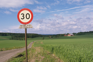 交通標識の素材 [FYI01158076]