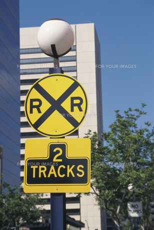 交通標識の素材 [FYI01158089]