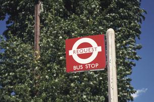 バス停の素材 [FYI01158144]
