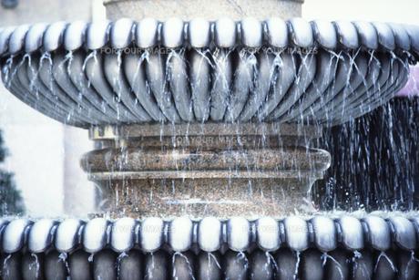 街角の噴水の素材 [FYI01158229]