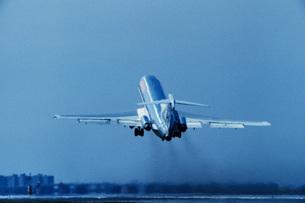 旅客機の素材 [FYI01158515]
