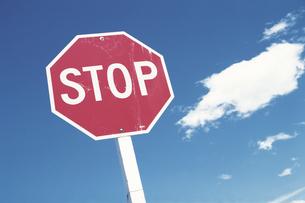 交通標識の素材 [FYI01158744]